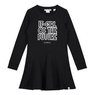 Zwarte jurk It Girl