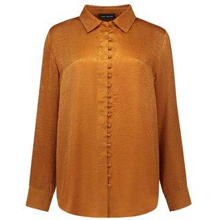 Bruine blouse Petit