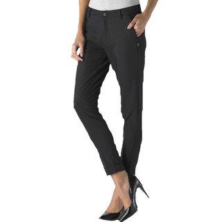 Zwarte broek Lea