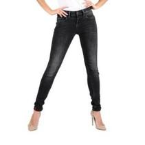 Periwinkle black jeans Ellen