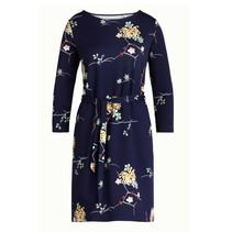 Blauwe jurk Zoe Sunset Park