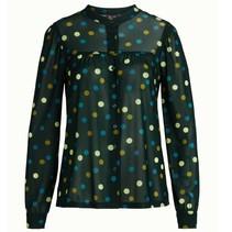 Groene blouse Lisa Fettini