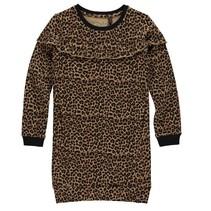 Leopard jurk Leonie