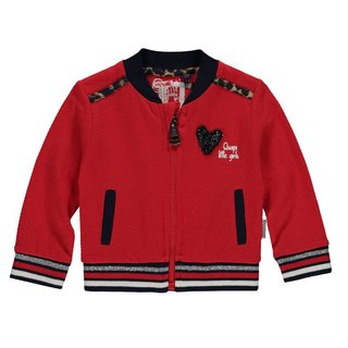 Rood vest Mireille