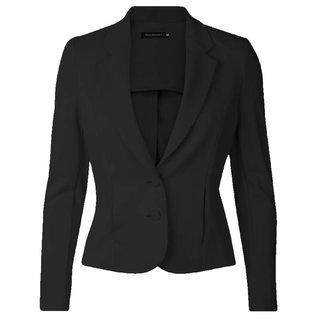Zwarte blazer Nanni-Ja