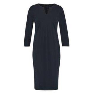 Donkerblauwe jurk Simplicity