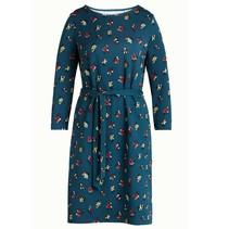 Blauwe jurk Zoe Mayflower