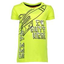 Geel t-shirt 6402