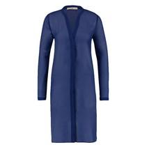 Blauwe blouse Co