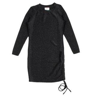 Zwarte jurk Leonor