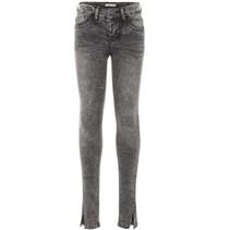 Donkergrijze skinny jeans Polly Talia