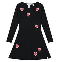 Zwarte jurk Rena Jintha