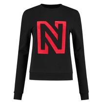 Zwarte sweater N Flock