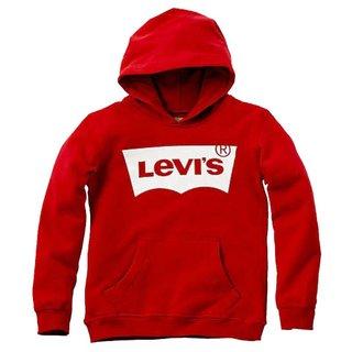 Rode hoodie Batsweat
