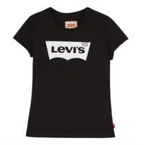 Zwart t-shirt Logo Levi's