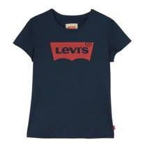 Blauw t-shirt Logo Levi's