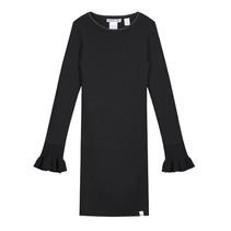 Zwarte jurk Helena Jolie