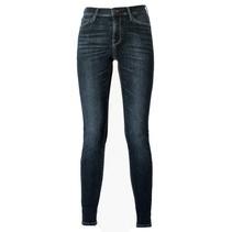 Donkerblauwe jeans Sophia