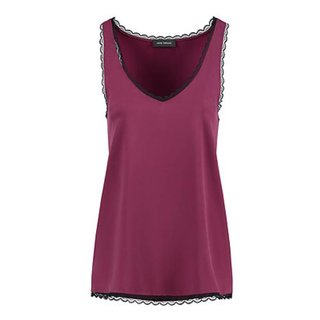 Plum top Lesly