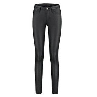 Zwarte coating broek Eden