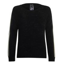 Zwarte sweater Gold Tape 843135