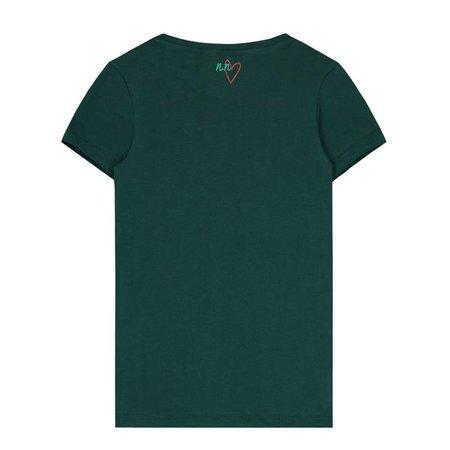 NIK & NIK Groen t-shirt Always Movin