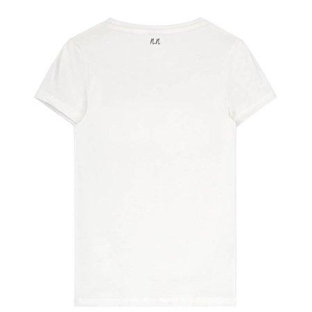 NIK & NIK Wit t-shirt Influencer