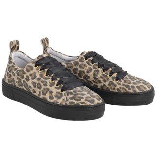 Beige Leopard sneaker