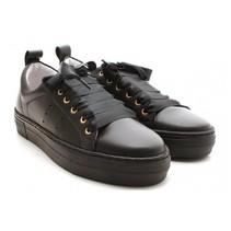 Black Calf sneaker