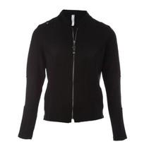 Zwarte luxury jacket Wendy