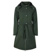 Dark Khaki rain jacket Bornholm