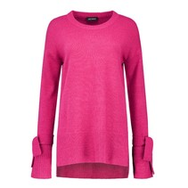 Roze trui Bow Knit
