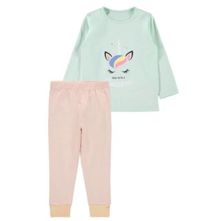 Mintgroene pyjama Spray