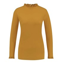 Harvest gold shirt Victoria