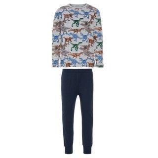 Grijze pyjama Dino