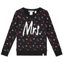 Zwarte sweater Gina Stars