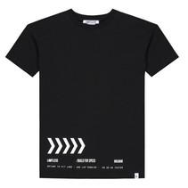 Zwart t-shirt Limitless