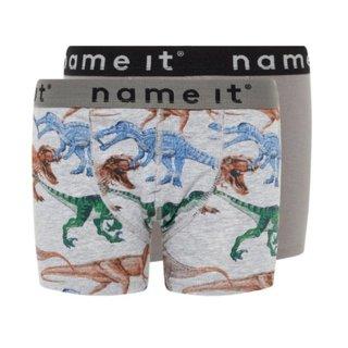 2-pack boxershorts Dino