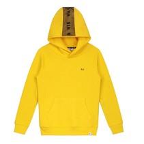 Gele hoodie Percy