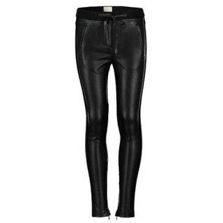 Zwarte broek Sosa PU
