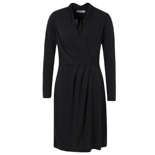 Zwarte jurk Techno