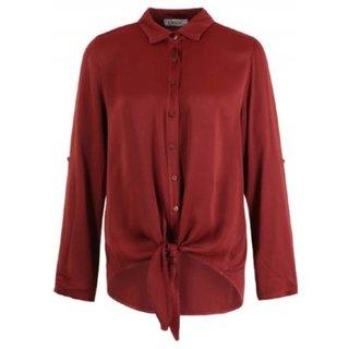 Burned orange blouse 8014200