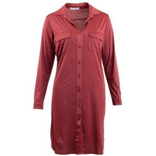 Burned Orange blouse 8091206