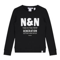 Zwarte sweater N&N
