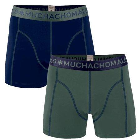 Muchachomalo Boxershorts Solid163