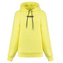 Gele hoodie Unplugged