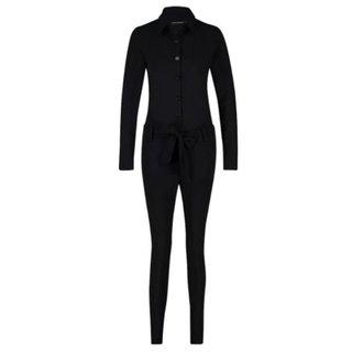 Zwarte jumpsuit Angelique