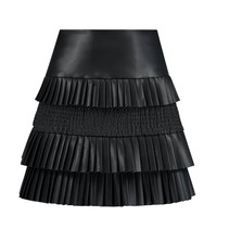 Zwarte rok Lucy