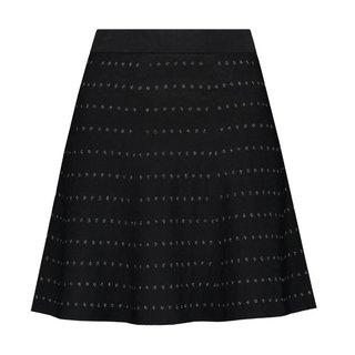 Zwarte rok Dots Skylar