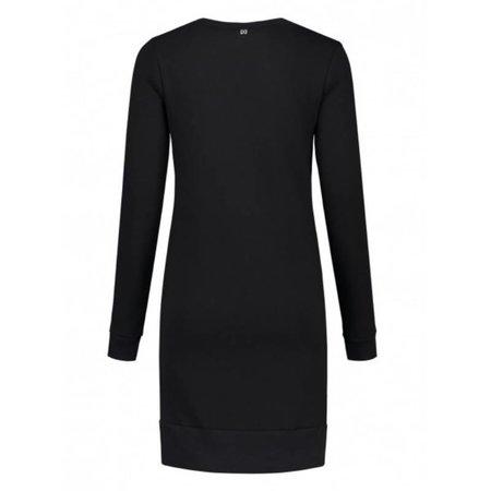 NIKKIE Zwarte jurk Club Magnifique